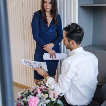 konsultacja wdrugiej recepcji