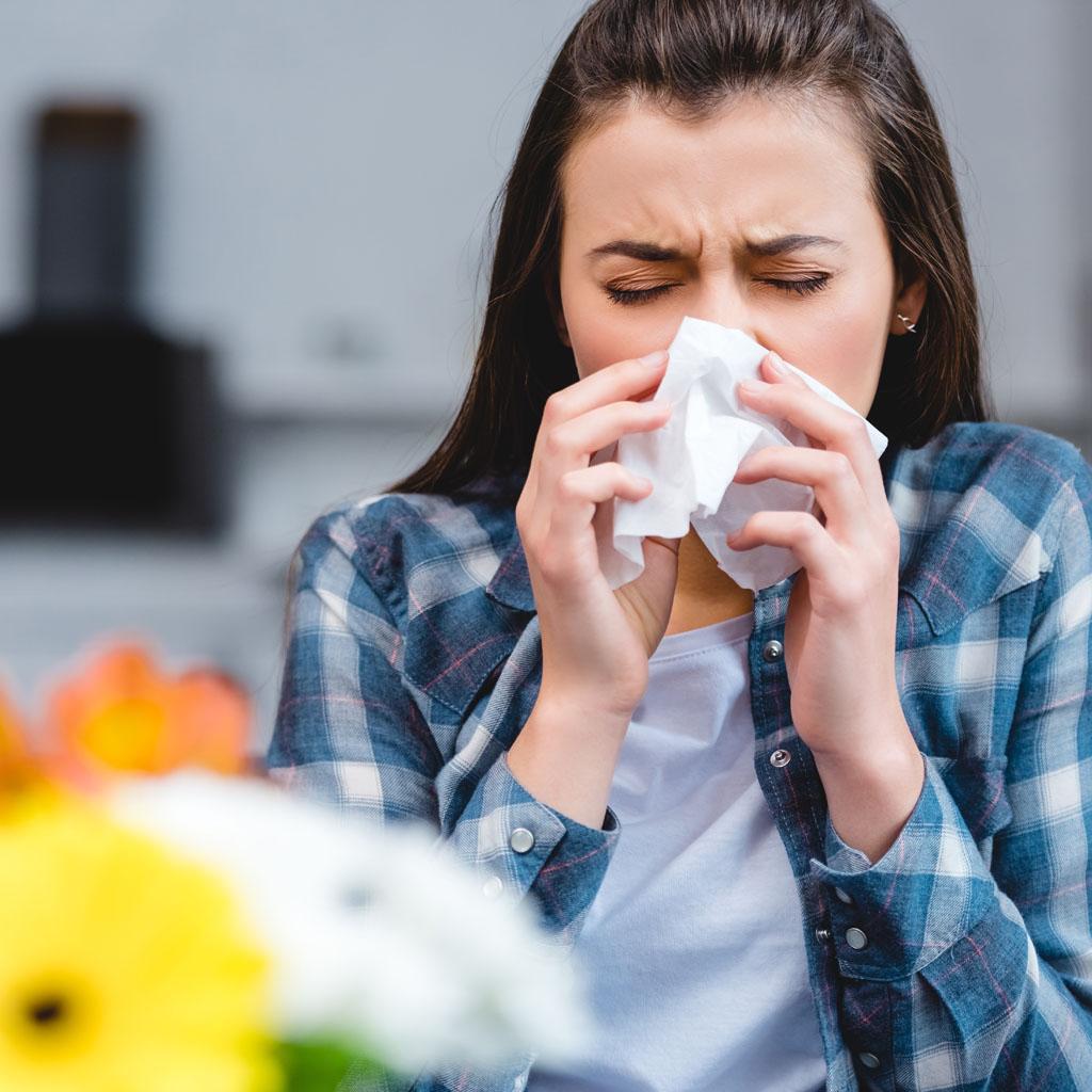 Testy płatkowe – alergie skórne