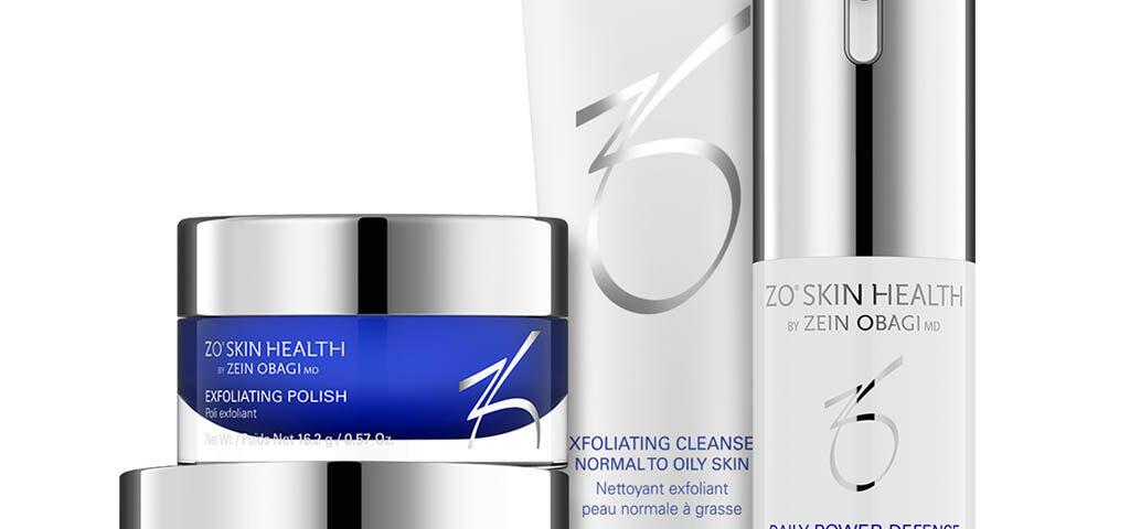 Oczyszczanie skóry zo skin obagi