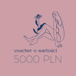 voucher 5000pln