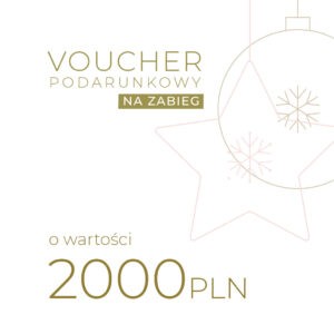 voucher swiateczny 2000