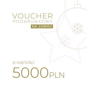 voucher swiateczny 5000