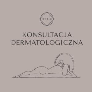 konsultacja dermatologiczna
