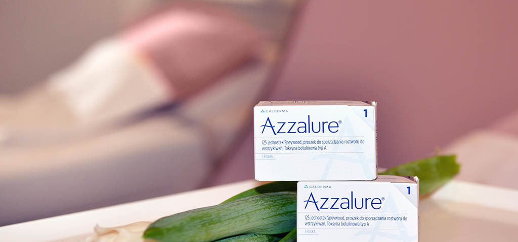 Toksyna botulinowa Azzalure