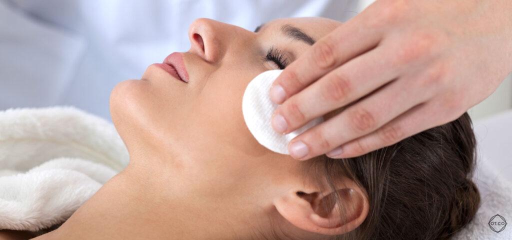 oczyszczanie twarzy u kosmetologa