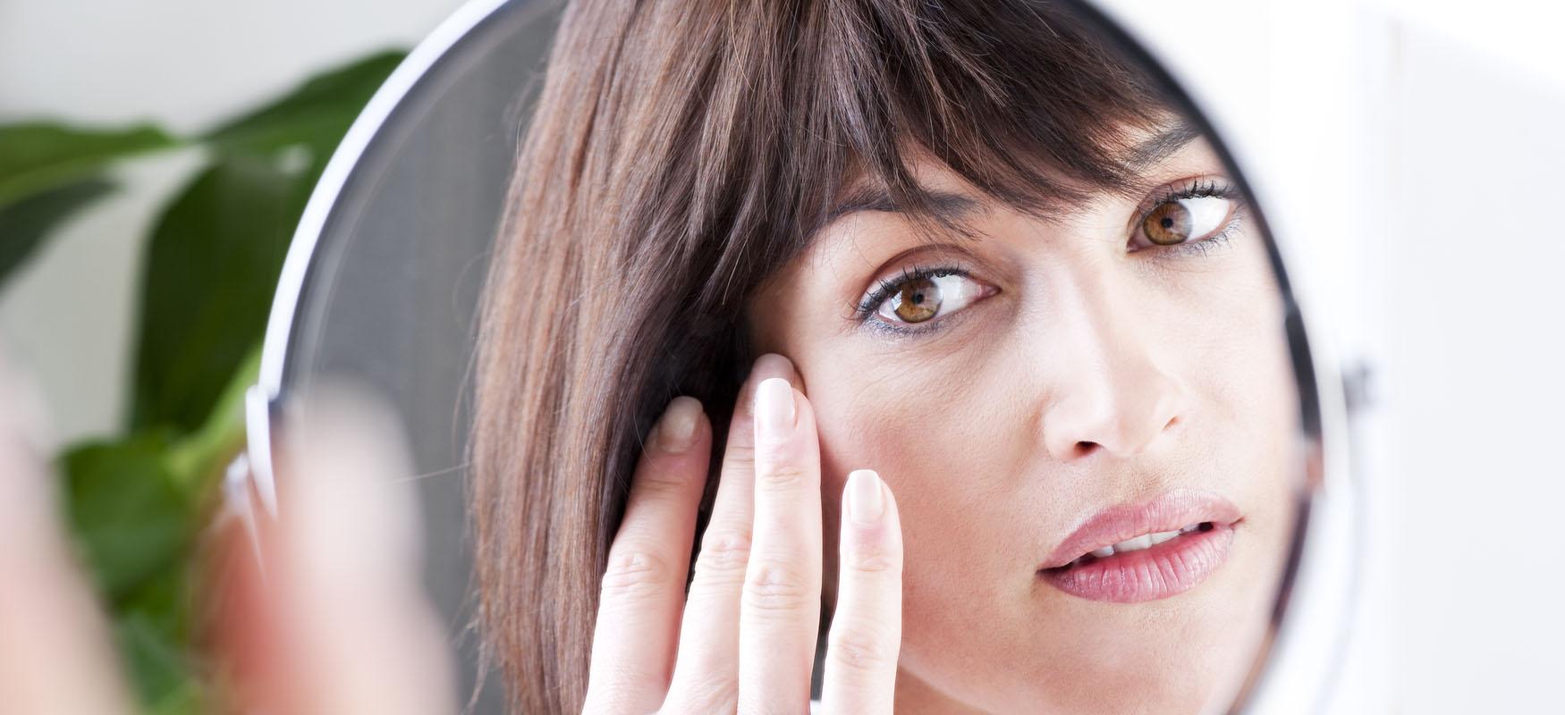 Cera naczynkowa: jak dbać oczerwone policzki