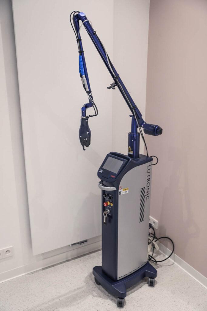 laser frakcyjny w klinice otco w warszawie