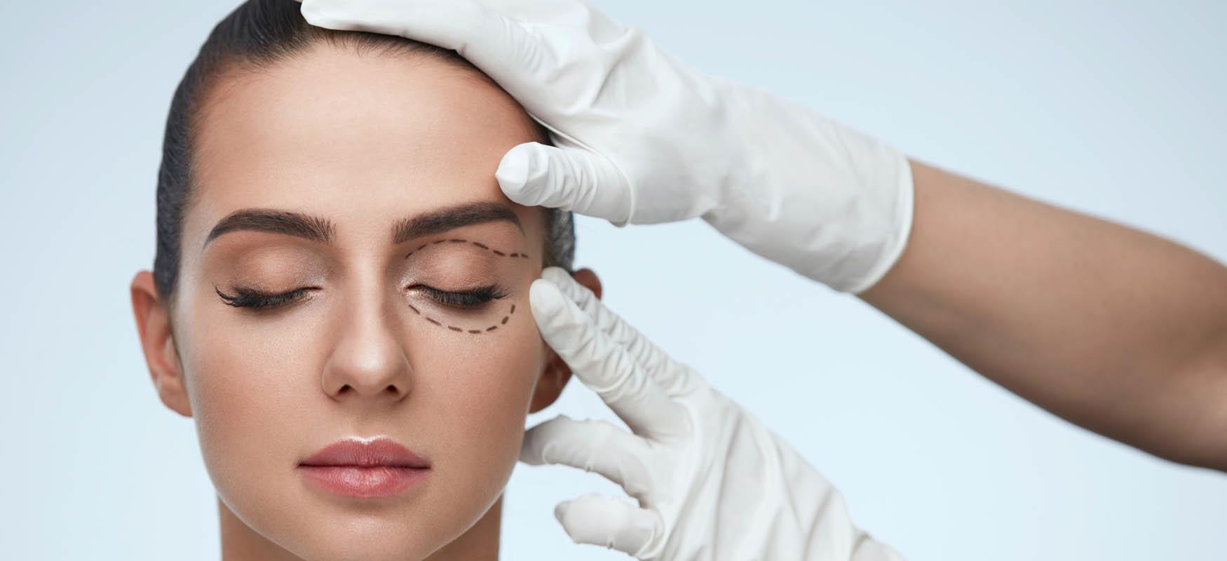 Opadająca powieka – przyczyny ileczenie
