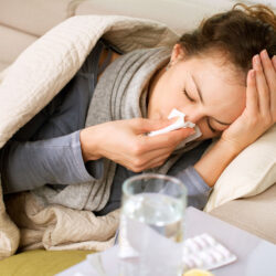 Kroplówka na przeziębienie i odporność