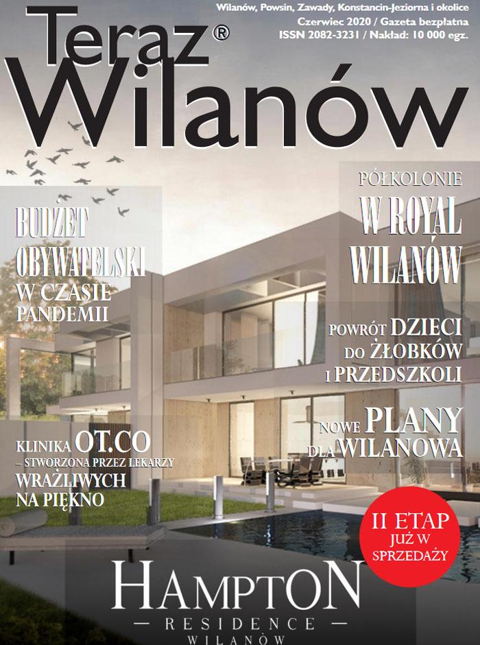 teraz wilanow