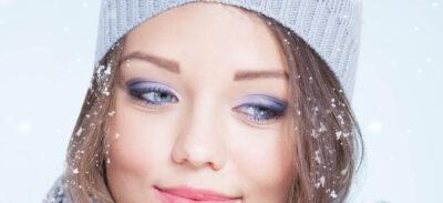 dbanie o skore twarzy przed zima
