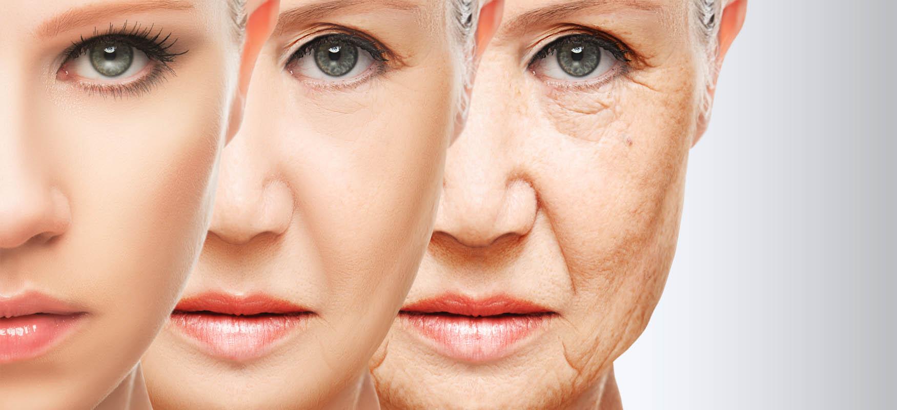 pierwsze oznaki starzenia pakiet zabiegow