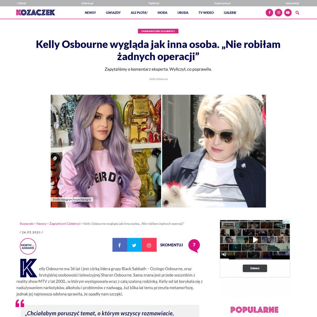 kozaczek komentarz piotr turkowski