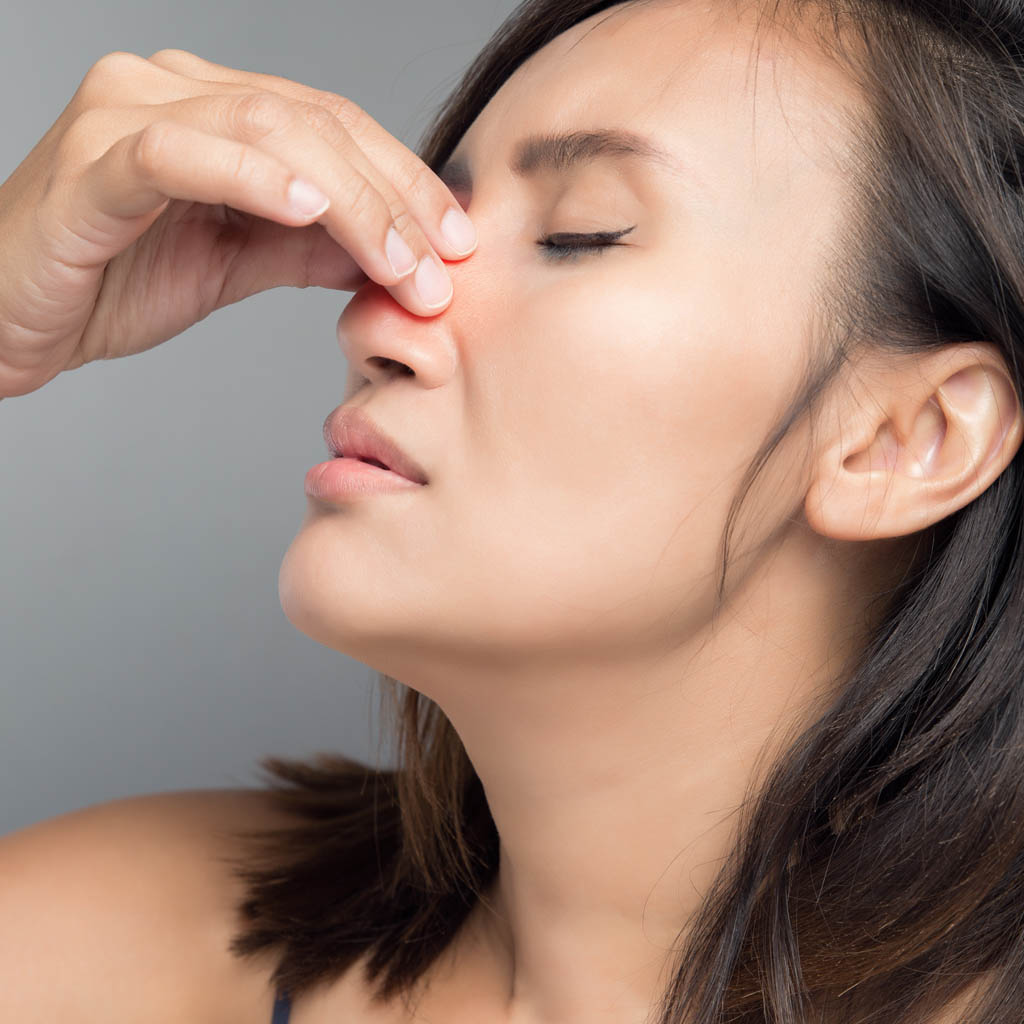 leczenie zapalenia zatok sinusitis