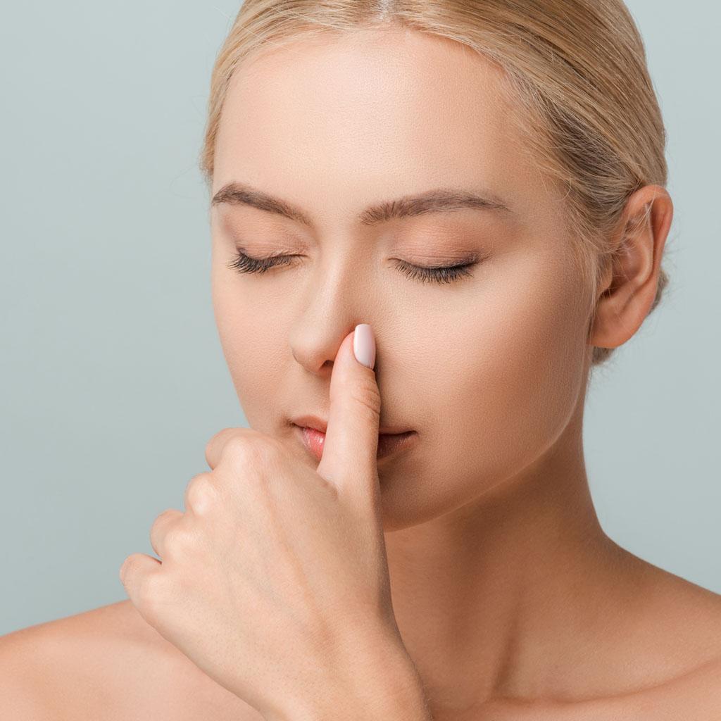 usuniecie ciala obcego z nosa